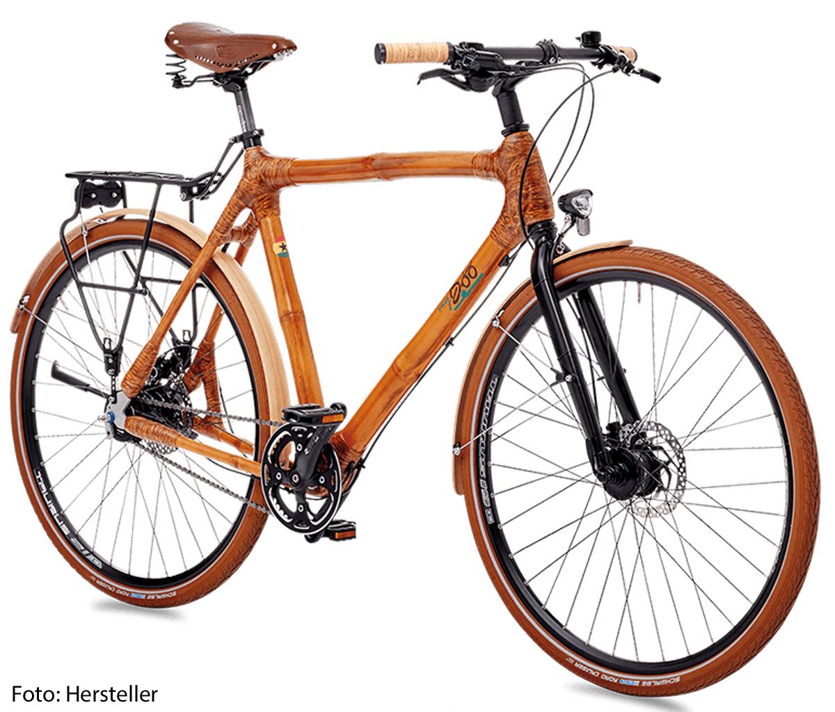 fairkehr-magazin: Das Rad aus Gras
